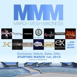 MMM12 & February SUYS