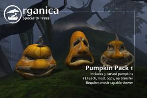 New Halloween & terrain items released!