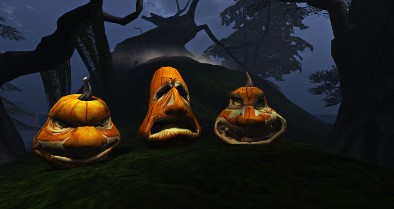 New Halloween & terrain items released!