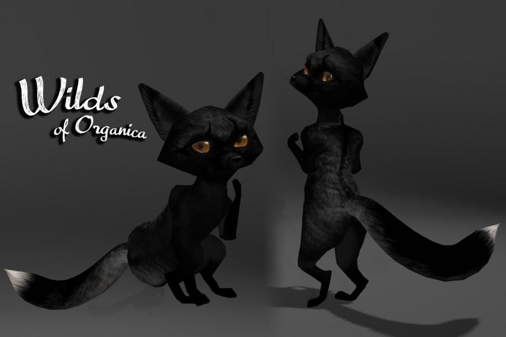 Wilds of Organica - Tiny Fox Avatar