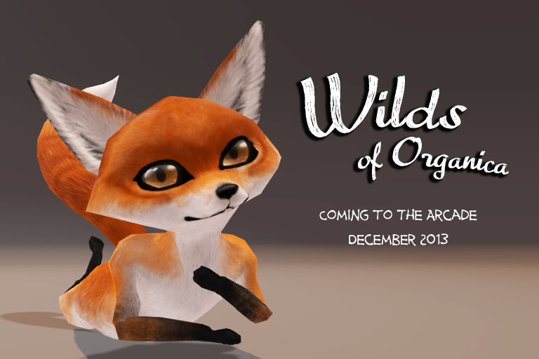 Wilds of Organica at The Arcade Dec 2013!