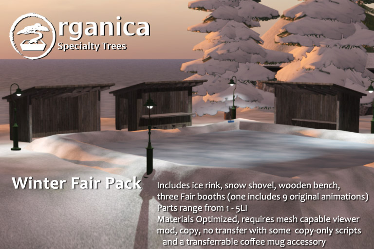 Winter Fair package now available as part of The Neighborhood event!