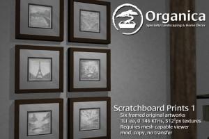 Scratchboard-vendor