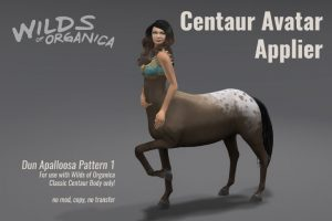 Centaur Avatar Updates & New Coats