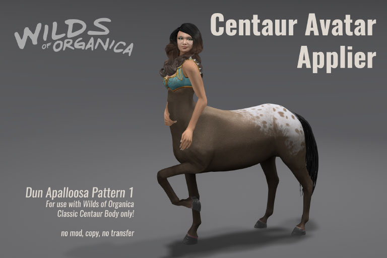 Centaur Avatar Updates & New Coats