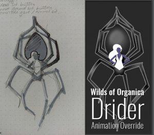 Work in Progress: Drider Week 2/3