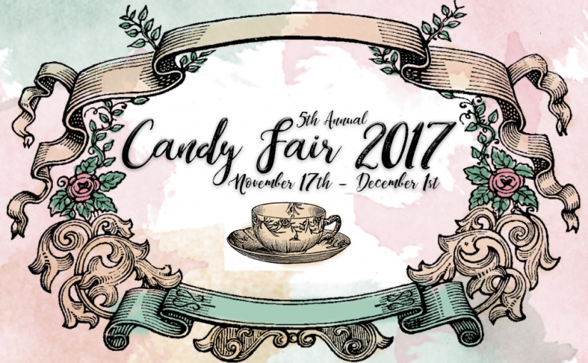 Two More Candy Fair 2017 Releases!