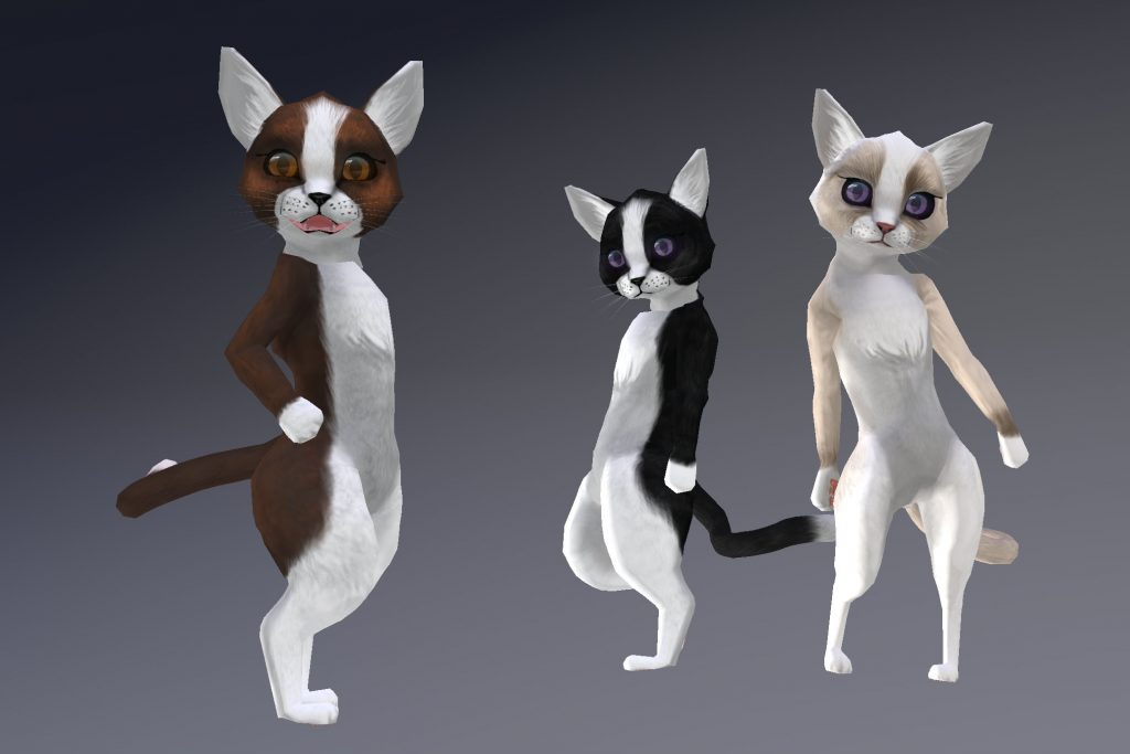 Kitten Avatar Update + New Coat Announcement!