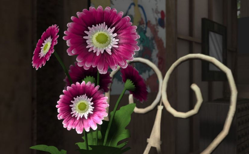 New Flowers this week at Organica!