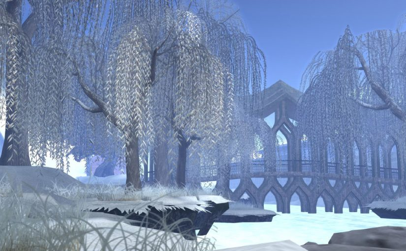 Animesh Hits Organica – Weeping Willow Trees Now Available!