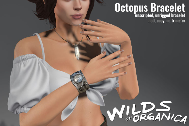 Wilds of Organica at SL16B Shop & Hop!